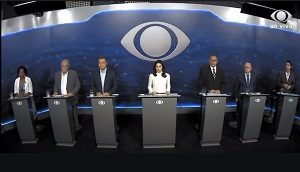 #interdebate: o primeiro confronto entre os governáveis em dez pontos